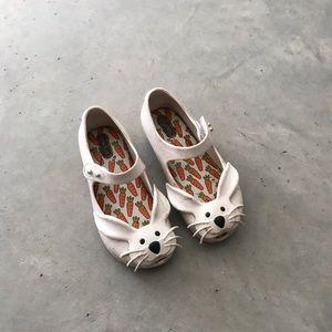 Mini Melissa Bunny Shoes